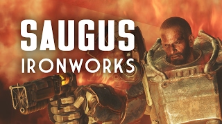 The Full Story of Saugus Ironworks, The Finch Family, & the Quest