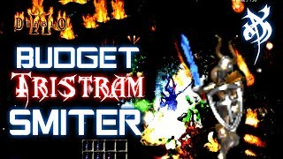 Soloing Uber Tristram On A BUDGET Smiter