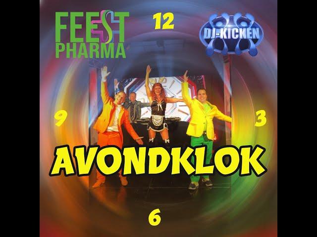 Feest Pharma (Johan Vlemmix & Jimmy Ke) feat DJ Kicken - Avondklok