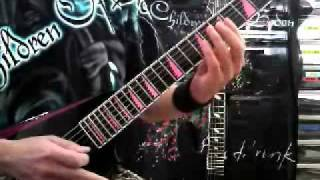 Children Of Bodom Next In Line Guitar Cover