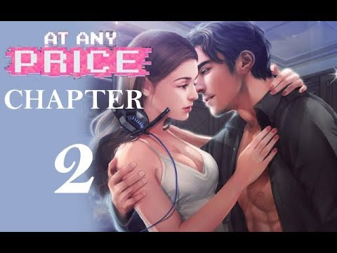 Chapters -  At Any Price Chapter 2 | All Diamonds | He's a Hot Jerk!