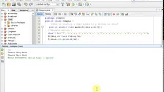 converting a char array to a string in Java