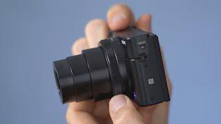 Sony RX 100 - Evolution der MEISTVERKAUFTEN Kameraserie der Welt - RX100 bis RX100 VII im Vergleich