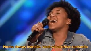 Jayna Brown Cantando Summertime - Ella Fitsgerald