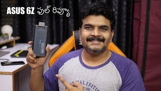 Asus 6Z Review & Compared With Oneplus 7 ll in Telugu ll