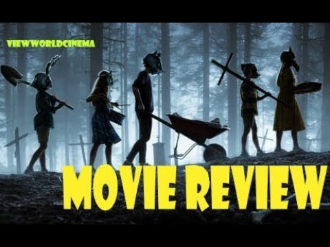 PET SEMATARY (2019) Horror Movie Review