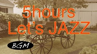 Jazz & Bossa  Instrumental Music for relaxation!Back Ground Music!!