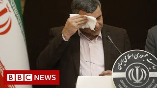 Coronavirus: Iran's deputy health minister tests positive as outbreak worsens - BBC News