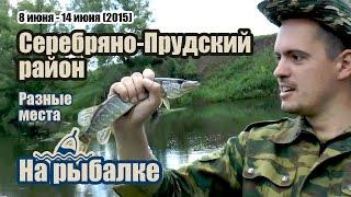 Серебряный пруды московская область рыбалка