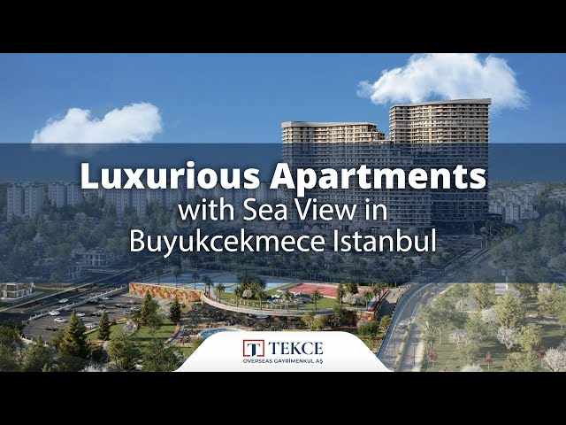 Flats with 5-Star Hotel Concept in Buyukcekmece Istanbul