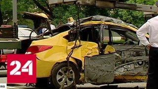 Без прав, медосмотра и сна: каких таксистов выпускают на дорогу агрегаторы - Россия 24