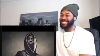 CAN'T BELIEVE LOYAL TO THE GAME WAS PRODUCED BY EMINEM!   2PAC Uppercut - REACTION