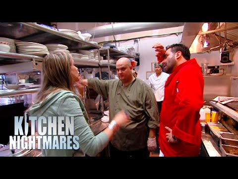 Customers Complain Over Poor Cuban Food | Kitchen Nightmares