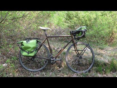 Cicloturismo - La mia bici da viaggio