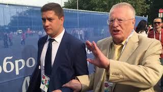 Владимир Жириновский: Вида или недоумок, или детдомовский