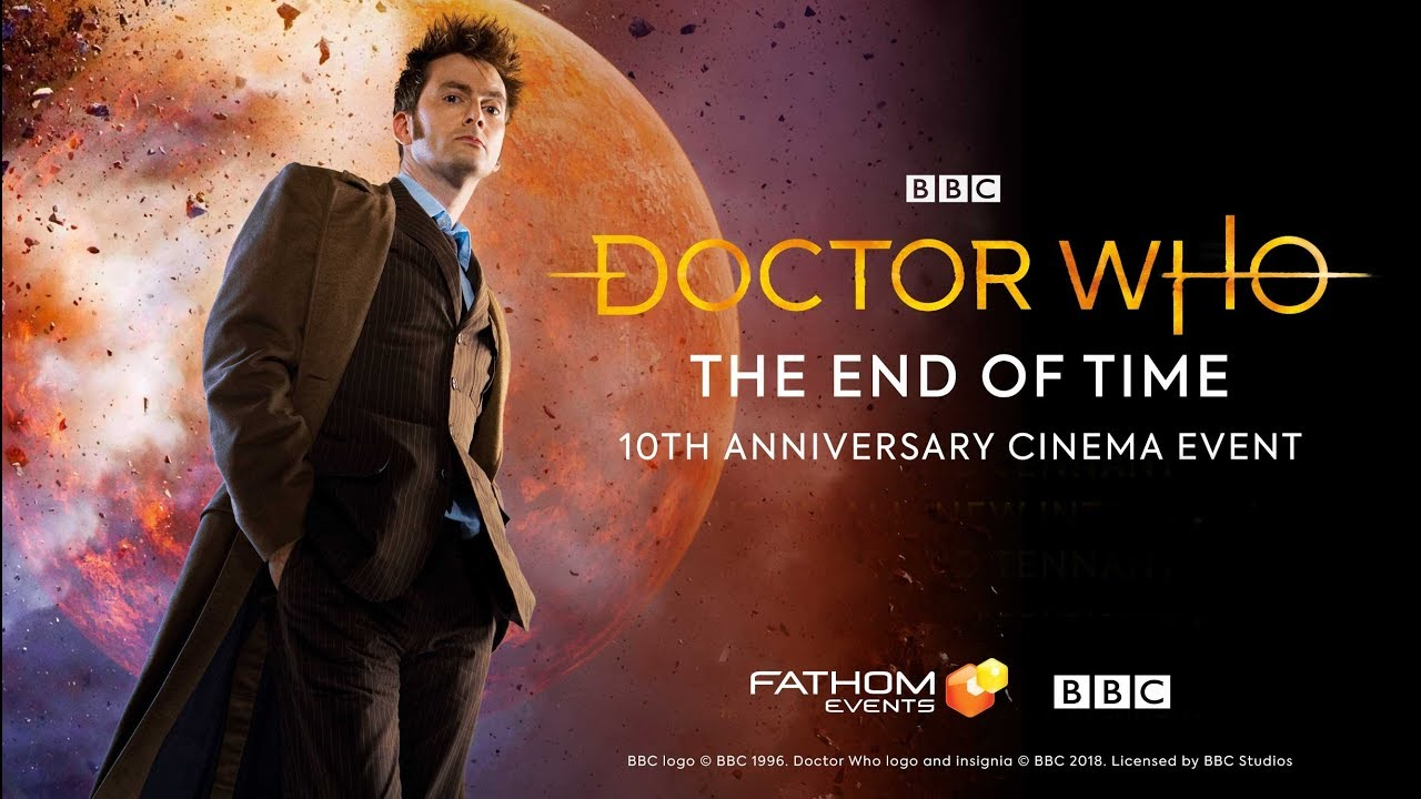 Doctor Who: End of Time - 10th Anniversary