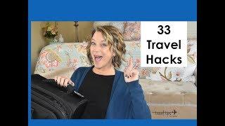 33 Travel Hacks (2019)