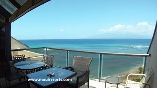 preview picture of video 'Maui Resort Vacation Rental'
