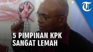 Komentar Advokat Petrus Selestinus Terhadap Pimpinan KPK