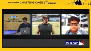Chatting Cage: A.J. Ramos answers fans' questions