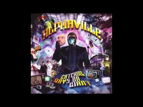 Phantoms Lyrics – Alphaville