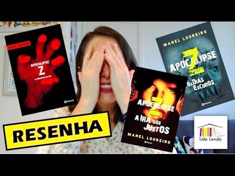 LidoLendo - Trilogia Apocalipse Z - Resenha