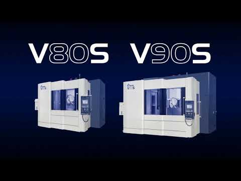Makino V80S Sets new Benchmark in High-Speed Finishing of Dies and Moulds