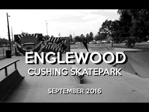 Englewood | Cushing Skatepark | September 2016