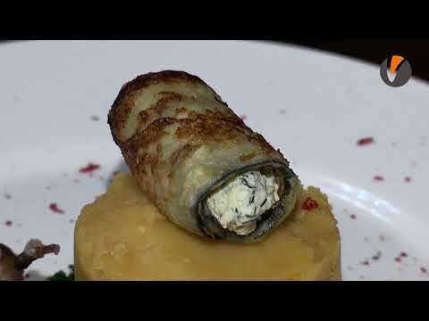 Видео: Кафе-гостевая «Варенье» презентовало своё блюдо «Гурмэ-фестиваля 2017»
