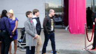 Я и Вахтанг на Красной Ковровой дорожке Премии RU TV