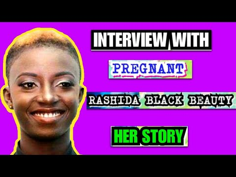 Rashida Black Beauty: Rashida Black Beauty