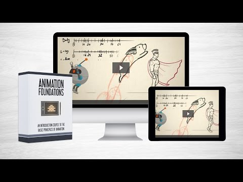 Animation Foundations Course - Start with the Basics - YouTube