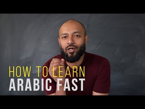 How Long does it take to learn arabic