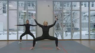 Functional Training mit dem FLEXI-BAR® Workout