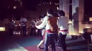Madonna balla la pizzica a Borgo Egnazia, compleanno pugliese per la cantante americana - IL VIDEO