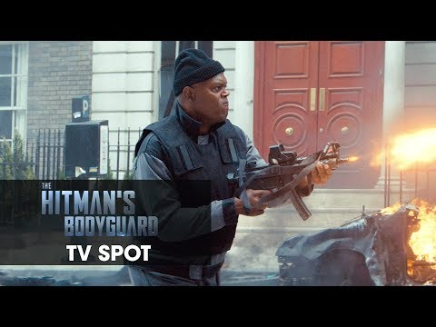 The Hitman's Bodyguard TV Spot 'Most Wanted'