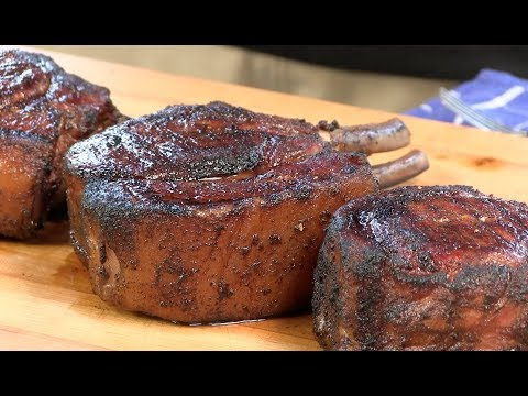 How To Cook The Perfect Pork Chop! Porky Perfection!