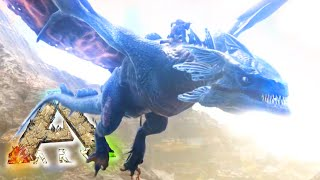 LIGHTNING WYVERN SPLIX!! | Ep4 - ARK Scorched Earth Map Gameplay