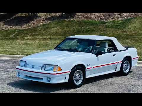 1989 Ford Mustang (CC-1387534) for sale in Addison, Illinois