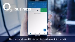 How to archive emails to the cloud