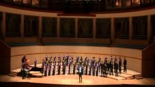 The Fire Dance Of Luna (Darius Lim)- Temasek Chorale And Audience