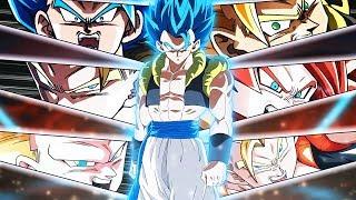 The STRONGEST Fusion! ULTIMATE Gogeta Blue Fusion Team | Dragon Ball Z Dokkan Battle