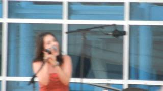"""Katie Armiger singing """"That's Why"""""""