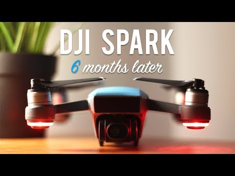 DJI SPARK IN-DEPTH REVIEW AFTER 6 MONTHS