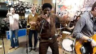 SXSW 2011:  Charles Bradley - Golden Rule