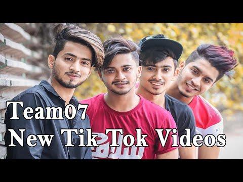 Team 07 Latest Tik Tok Comedy Video, Mr Faisu New Tik Tok Video, Hasnain Adnaan Saddu Faiz TikTok 03