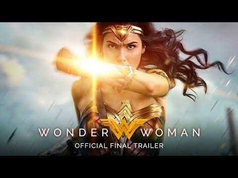 New Official Trailer for Wonder Woman