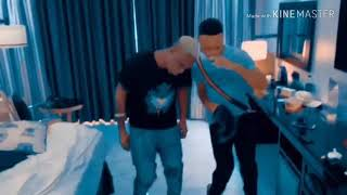 Zlatan Ibile Dance To New Song Zanku(gbé Body é)