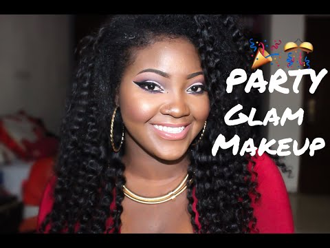PARTY GLAM | MAKEUP TUTORIAL