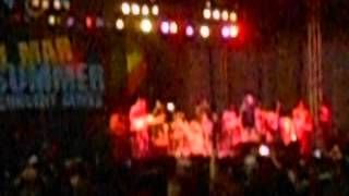 Ziggy Marley live Del Mar Still the Storms Come, Coast of West Africa